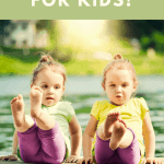 yoga games for kids using kids yoga cards