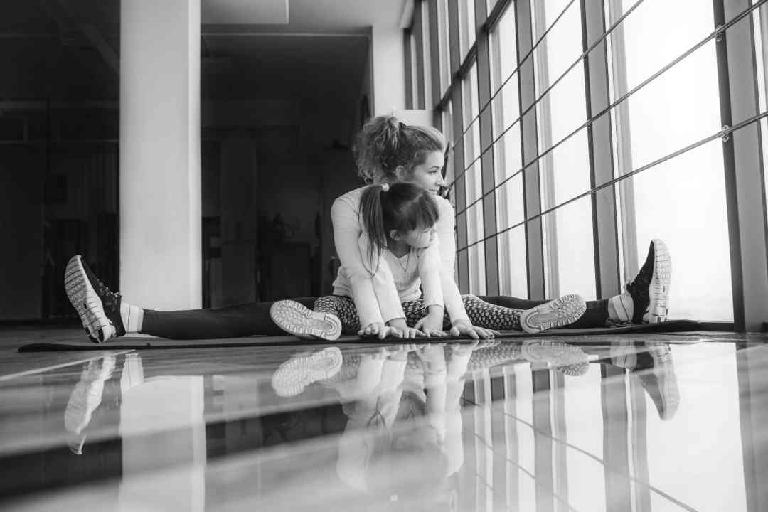 yoga at home with kids, yoga for kids at home