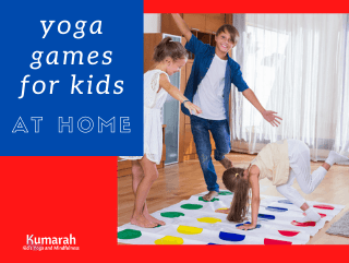 Fun and Easy Kids Yoga Games to Play with Your Kids at Home