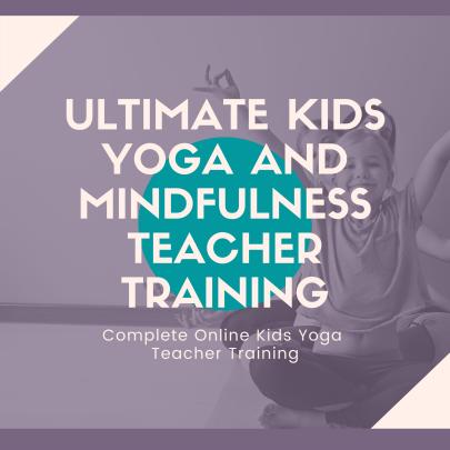 kids yoga teacher training online