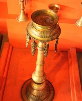 Panas-Oil lamp of Nepal