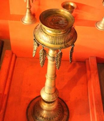 Panas-Oil lamp of Nepal