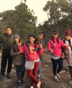 Camping at Giraween National Park