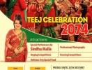 Nepalese Teej Celebration in Brisbane