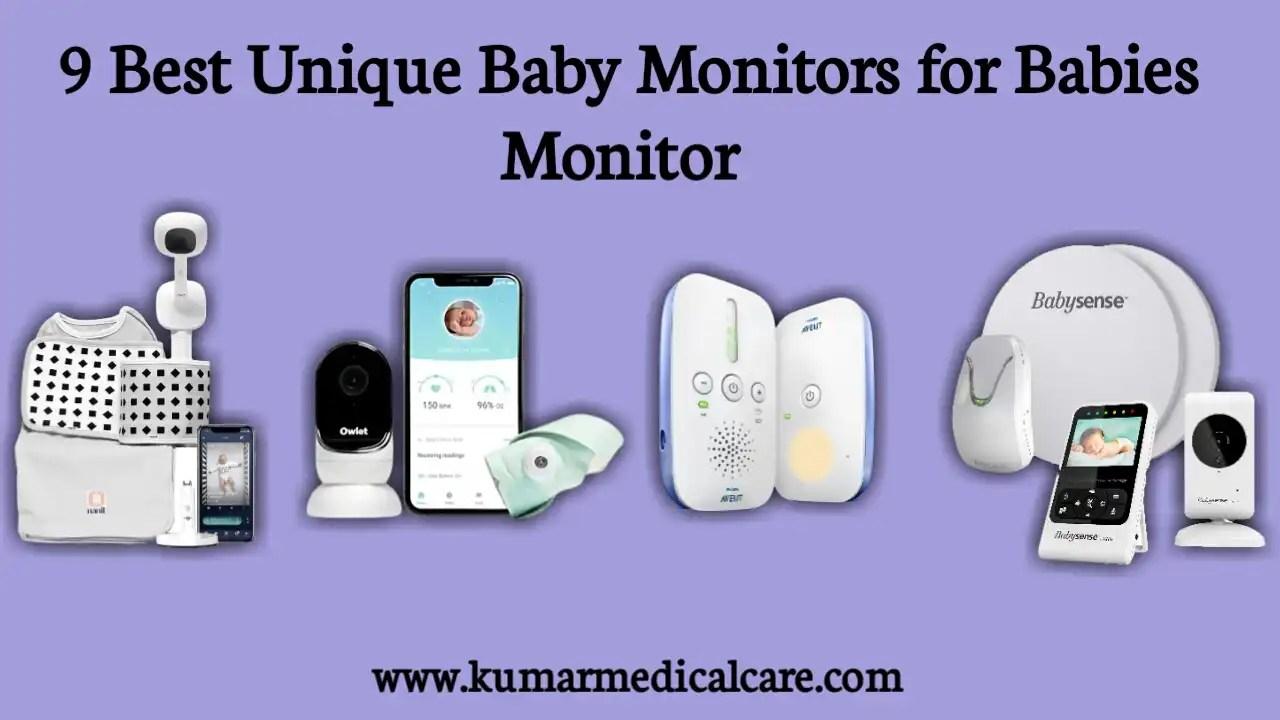 9 Best Unique Baby Monitors Of 2021