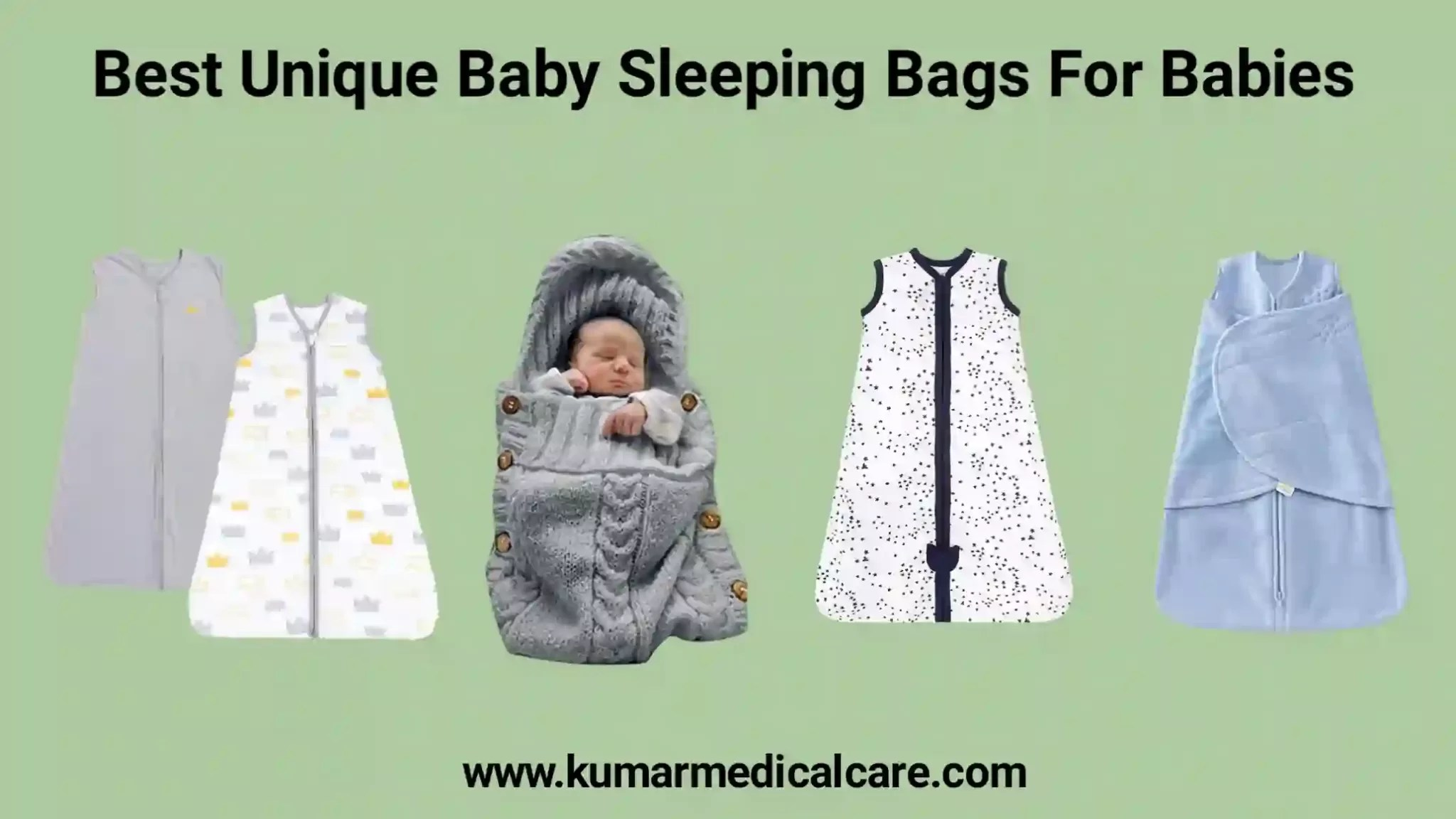 Best Unique Baby Sleeping Bags for Babies