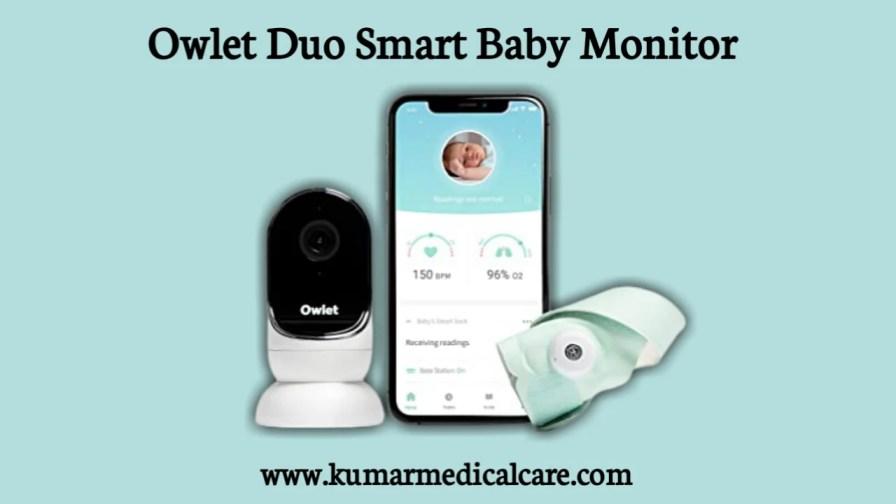 Owlet Duo Smart Baby Monitor