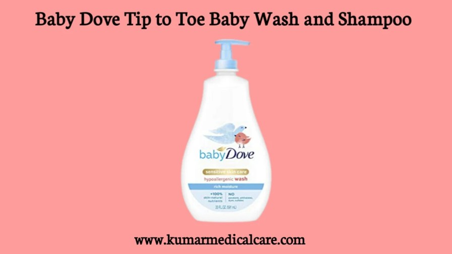 Baby Dove Tip to Toe Baby Wash and Shampoo