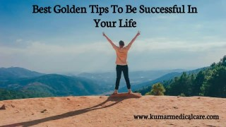Best Tips To Be Successful In Life
