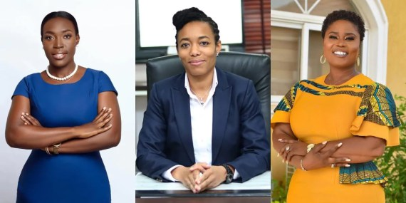Female mps in ghana