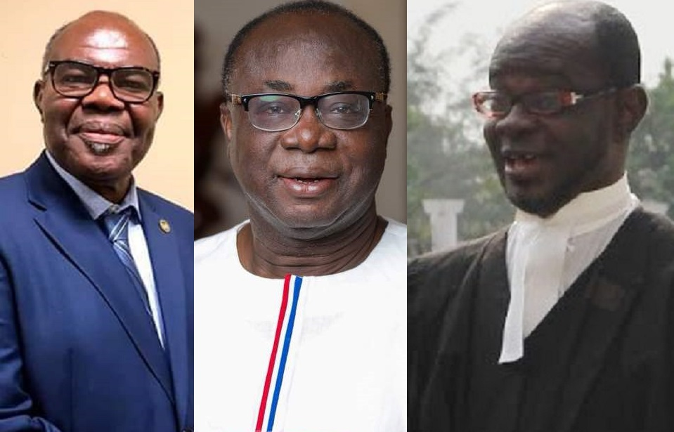 Final list for Potential Speaker of Parliament out