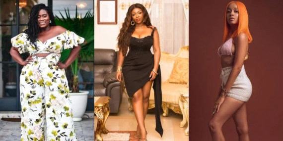 Beautiful Ghanaian Female Celebrities Who Are Still Single