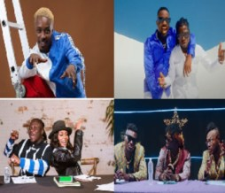 Best-rated collaborations of 2020 that excited Ghanaians