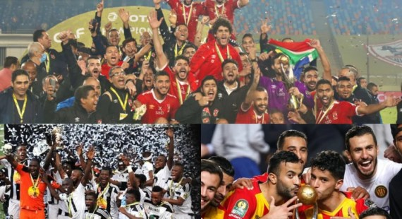 richest football clubs in Africa