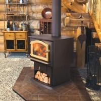 Ashwood Wood Stove and Fireplace from Kuma Stoves