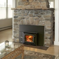Aspen Fireplace Insert, Wood Stove Insert by Kuma Stoves