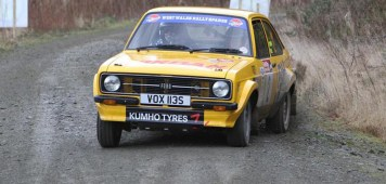 Kumho Tyre UK - Ford Escort MKII