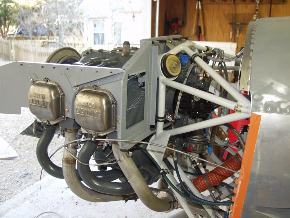 medium resolution of setting up the engine