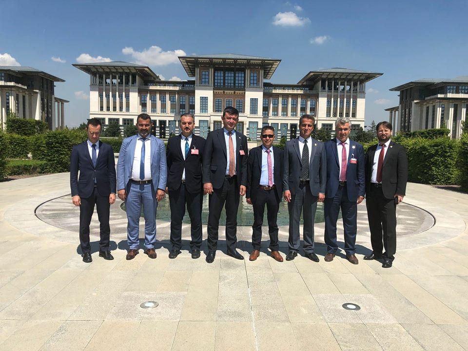 Ankara ziyaretlerimiz.