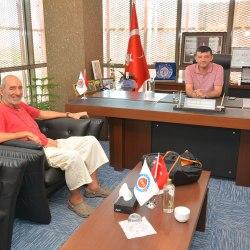 Gezi Yazarı Nadir Elçi'den ziyaret.