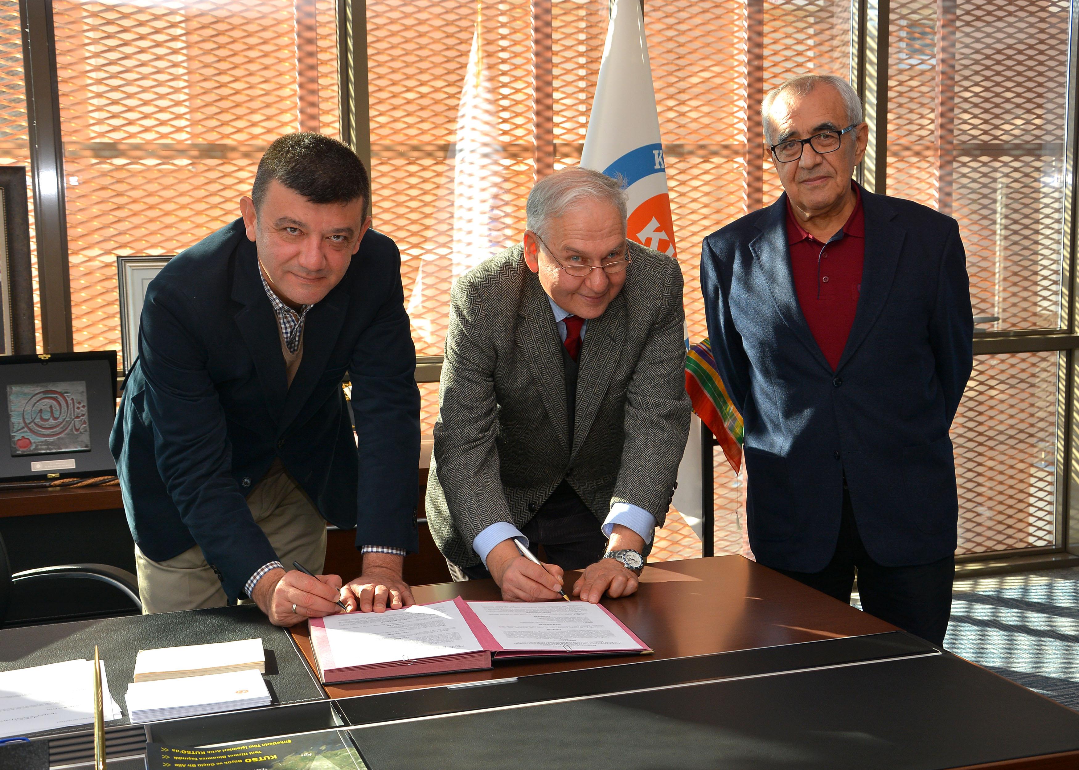 KUTSO ve TRAC, Batı Antalya'da Afet Haberleşmesi Altyapısı Kuracak.