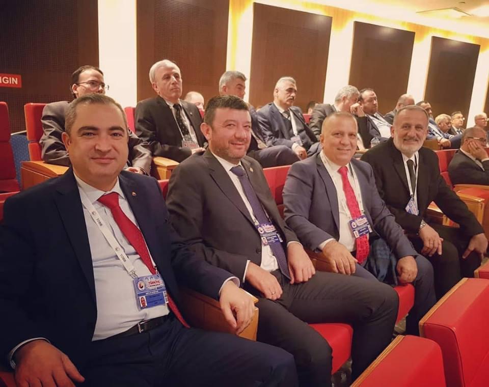 TOBB Türkiye Ekonomi Şurasına katıldık.