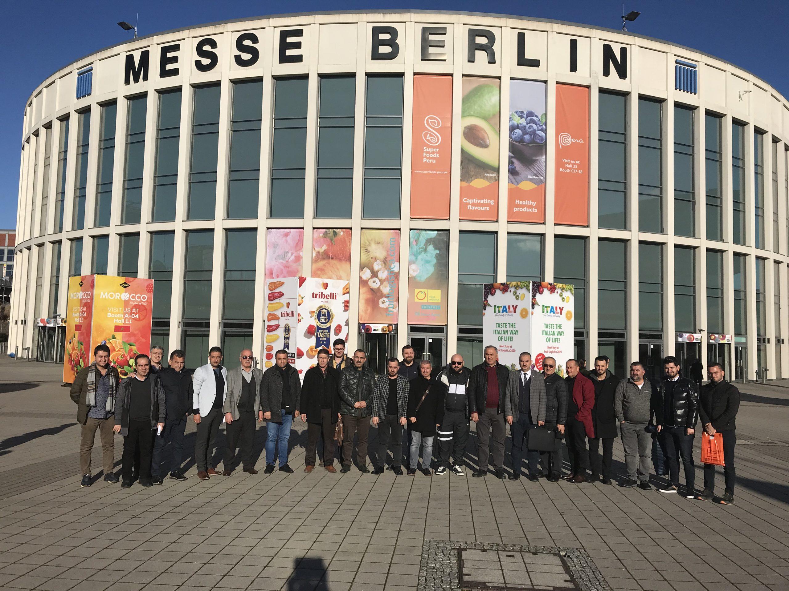 KUTSO'dan KOSGEB Destekli Almanya İş Gezisi.
