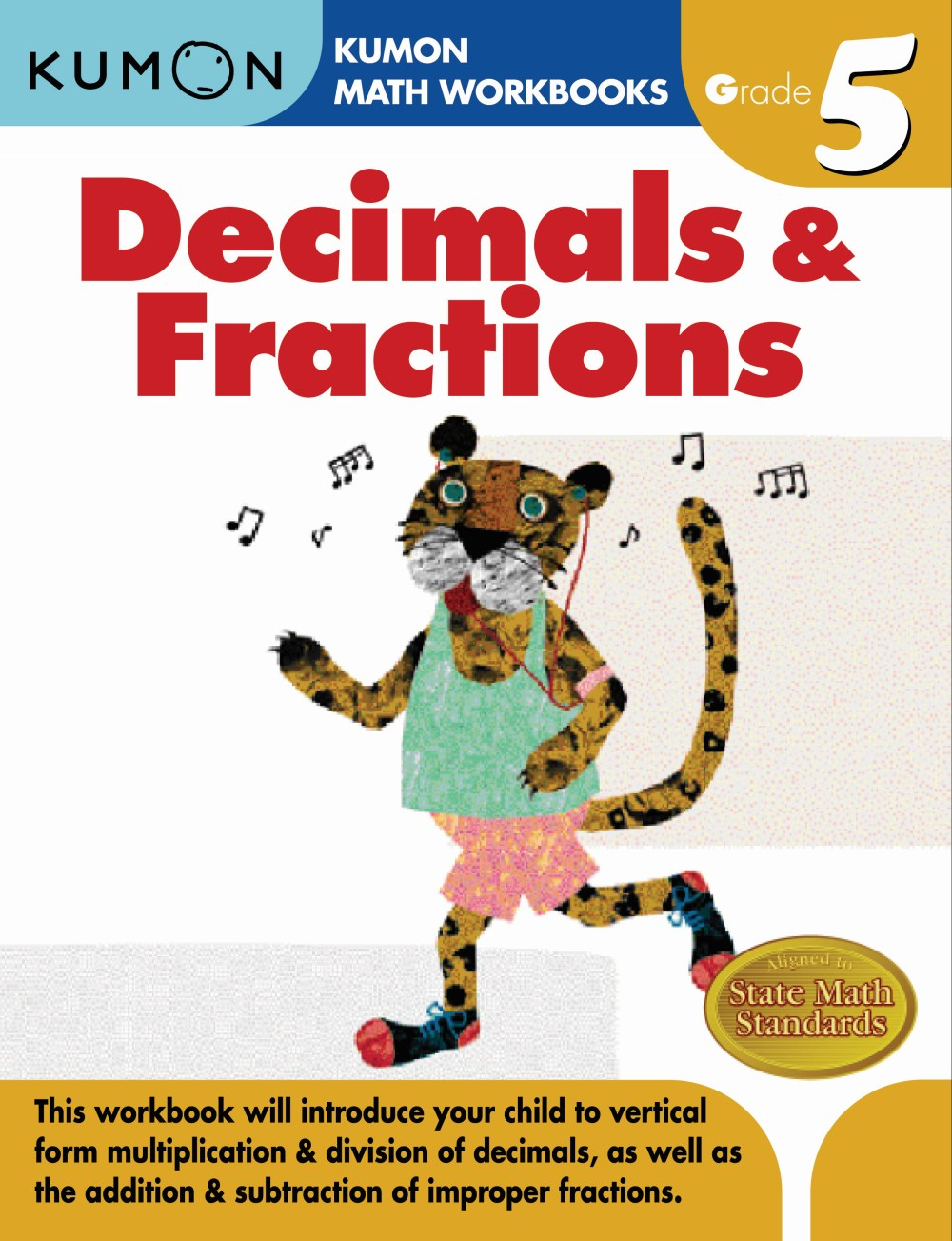 medium resolution of Grade 5 Decimals \u0026 Fractions   Kumon Publishing