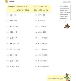 Grade 5 Decimals \u0026 Fractions   Kumon Publishing [ 2560 x 1957 Pixel ]