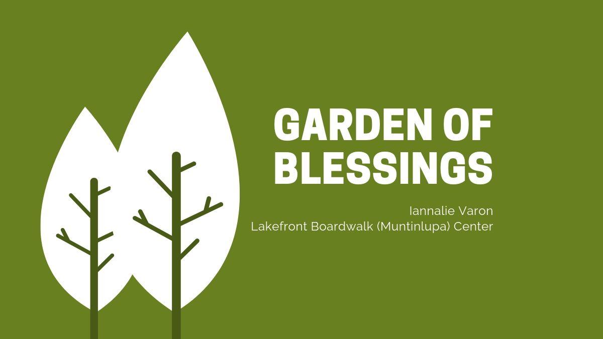Garden of Blessings (1)