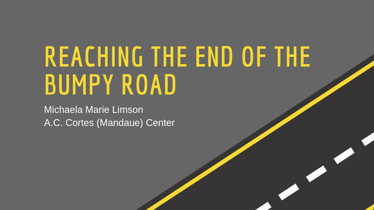 End of the Bumpy Road