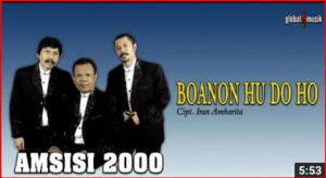 Boanonku Do Ho - Amsisi 2020