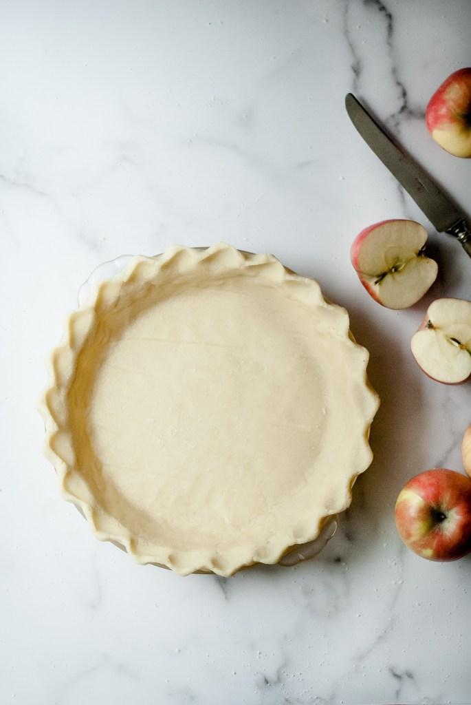 perfect grain-free pie crust   kumquatblog.com @kumquatblog recipe