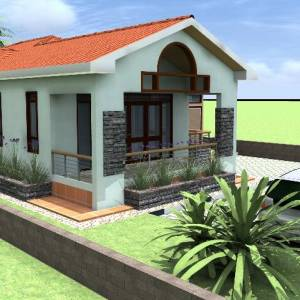 3 BHK with Garage