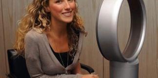вентилятор в форме кольца