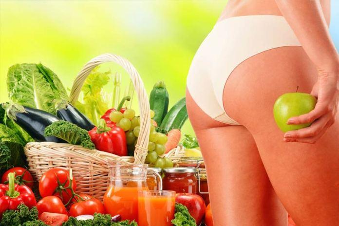 Продукты, полезные против целлюлита