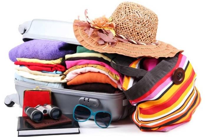 пакуем чемодан