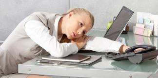 Как побороть «офисную» сонливость?