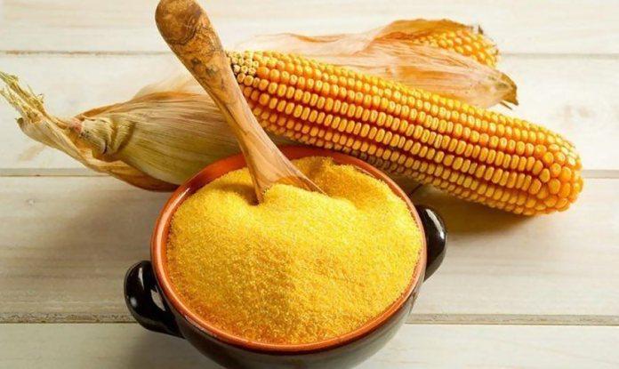 кукуруза крупа