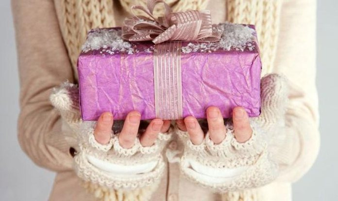Время дарить подарки
