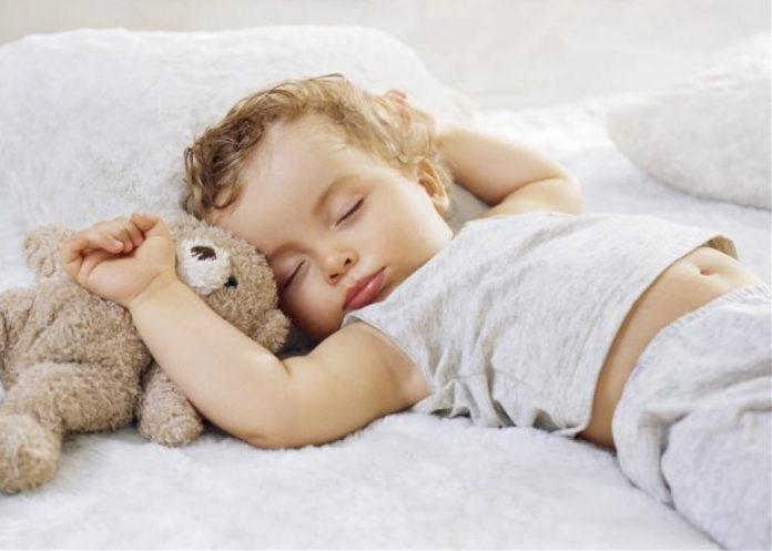 Как наладить режим сна ребенка