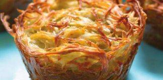 Картофельный кугель