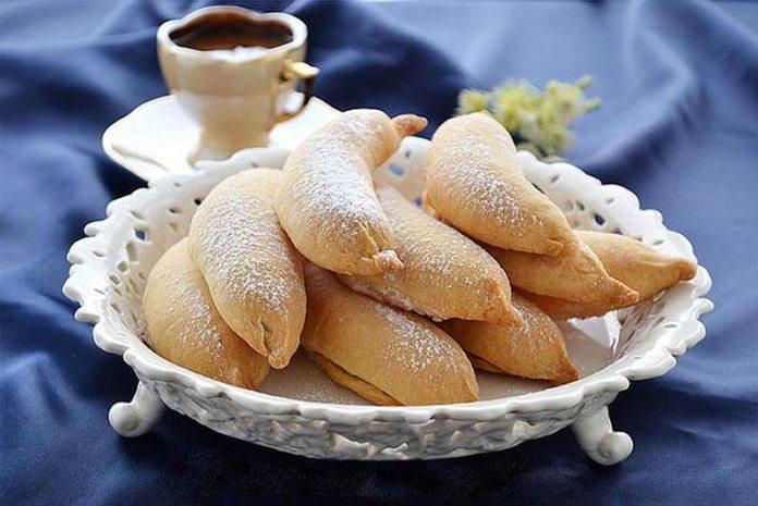 Печенье «Бананы»