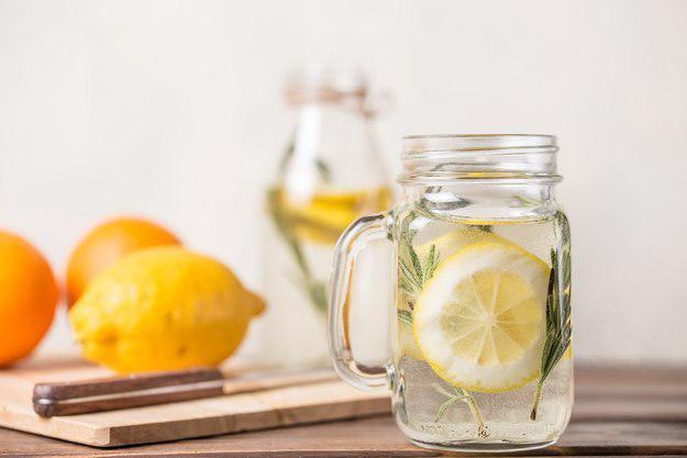 Лимон + тимьян