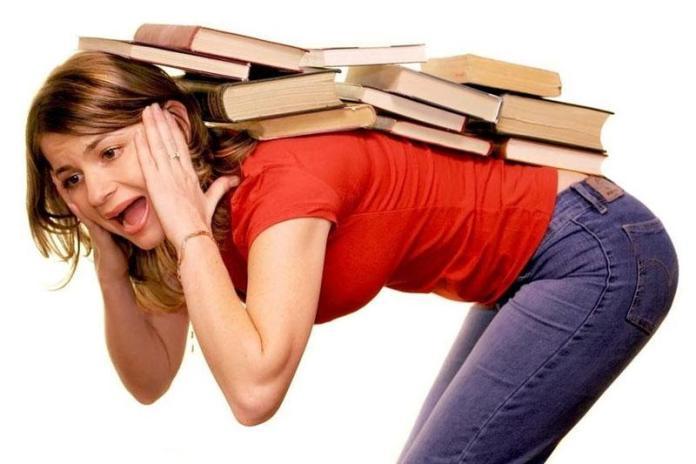 Десять причин немедленно выпрямить спину
