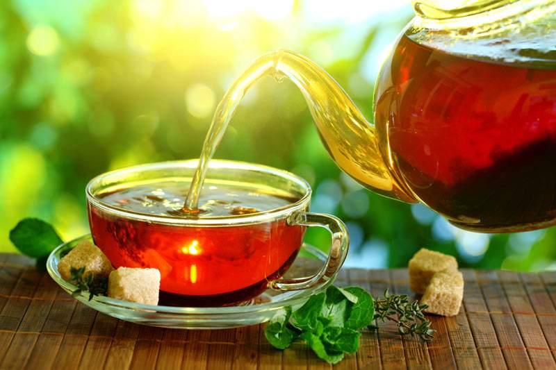 Секреты чая. Полезные свойства для организма ⋆ Кумушка