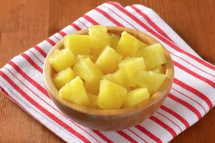 Кабачки как ананасы