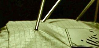 Вечная ткань Nano Cure Technology