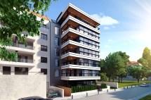Modern Residential Building Design