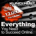 Hosting Murah dan Handal kuncihost.com